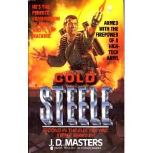 Cold Steele - J. D. Masters cover