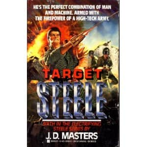 Target Steele - J. D. Masters cover