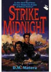 Strike Midnight - D. M. Matera cover