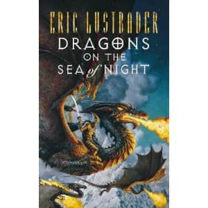 Dragons on the Sea of Night - Eric Van Lustbader cover