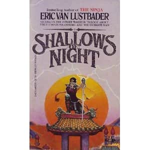 Shallows of Night - Eric Van Lustbader cover