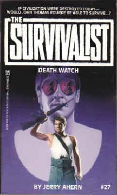 Death Watch - Jerry Ahern cover