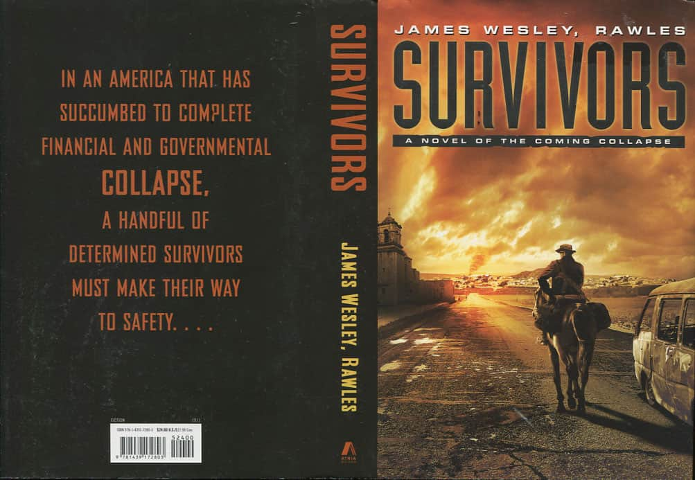 Survivors: A Novel of the Coming Collapse - James W. Rawles cover