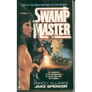 Swampmaster - Jake Spencer cover