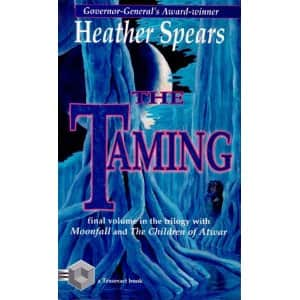 The Taming  - Heather Spears cover