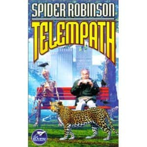 Telempath - Spider Robinson cover