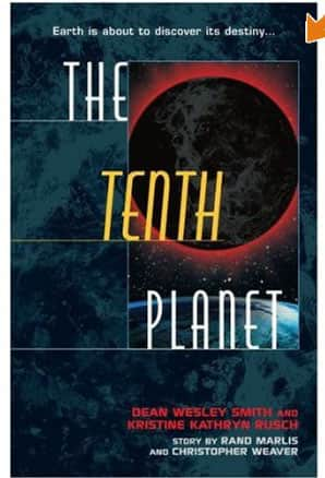 The Tenth Planet  - Kristine Kathryn Rusch / Dean Wesley Smith cover