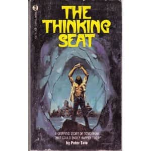 The Thinking Seat  - Peter Tate cover