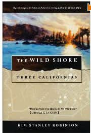 The Wild Shore  - Kim Stanley Robinson cover