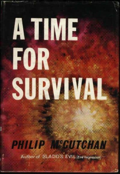 A Time For Survival  - Philip McCutchan cover