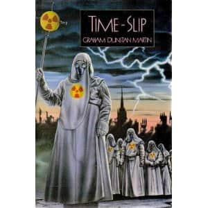 Time-Slip - Graham Dunstan Martin cover