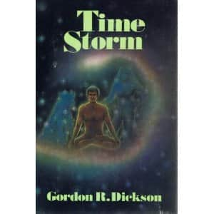 Time Storm - Gordon R. Dickson cover