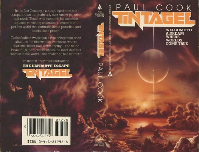 Tintagel - Paul Cook cover