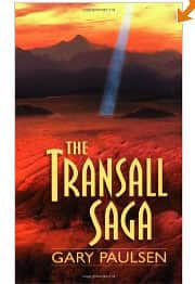 The Transall Saga  - Gary Paulsen cover