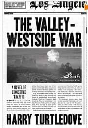 The Valley-Westside War  - Harry Turtledove cover