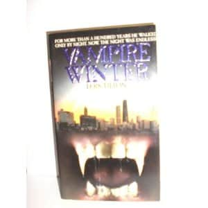 Vampire Winter - Lois Tilton cover