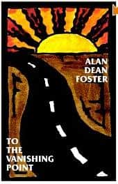 To the Vanishing Point - Alan Dean Foster cover