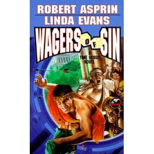 Wagers of Sin - Robert Lynn Asprin / Linda Evans cover