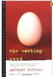 The Wanting Seed  - Anthony Burgess cover