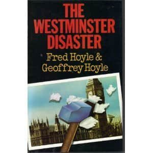 The Westminster Disaster  - Fred Hoyle / Geoffrey Hoyle cover