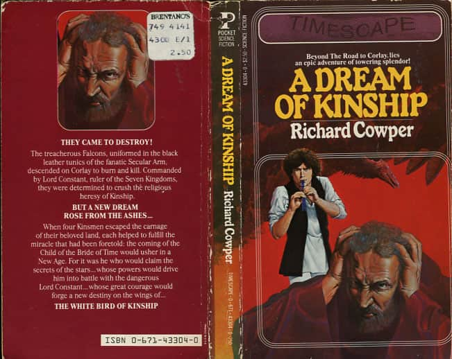 A Dream of Kinship  - Richard Cowper cover