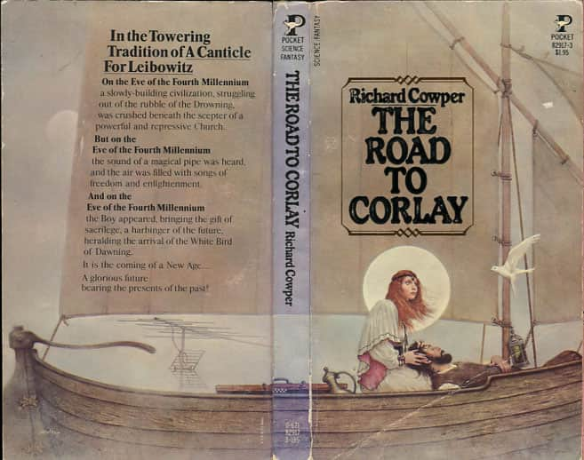 The Road to Corlay  - Richard Cowper cover