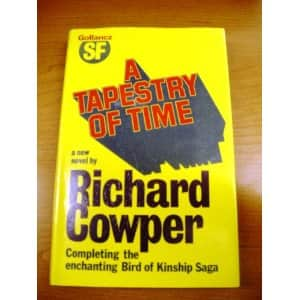 A Tapestry of Time  - Richard Cowper cover