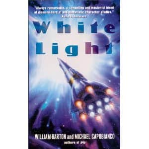 White Light - William Barton / Michael Capobianco cover