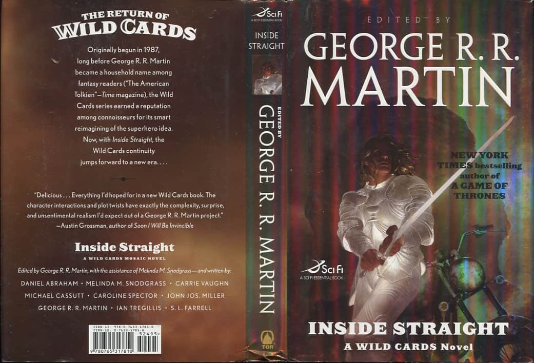 Inside Straight - George R. R. Martin cover
