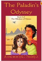 The Paladin's Odyssey  - K. G. Powderly Jr. cover