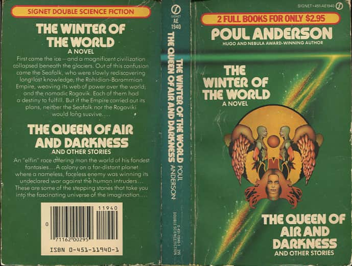 The Winter of the World  - Poul Anderson cover