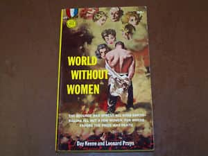 World Without Women - Day Keene cover
