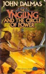 The Yngling and the Circle of Power  - John Dalmas cover