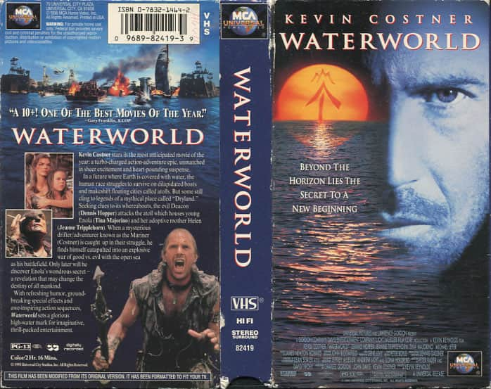 Waterworld - Kevin Reynolds  cover