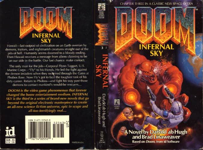 Doom Knee Deep In The Dead Ebook