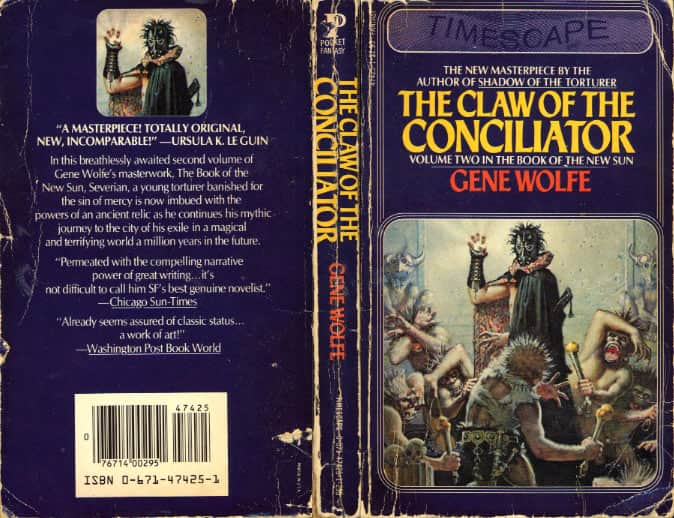 Gene Wolfe Book Of The New Sun Ebook